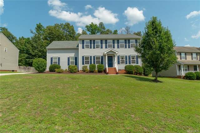 8033 Stonemeade Drive, Henrico, VA 23231 (MLS #2020228) :: EXIT First Realty