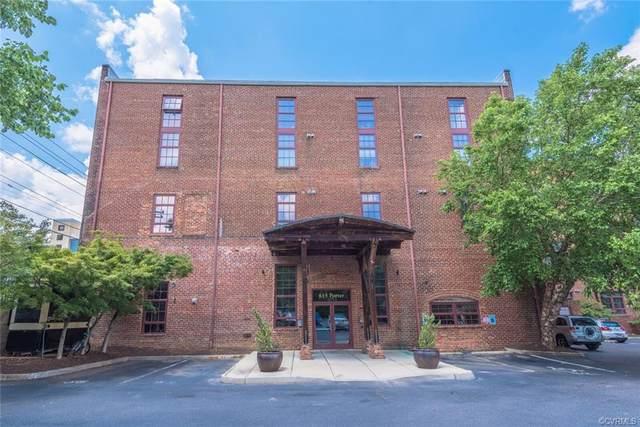 815 Porter Street U106, Richmond, VA 23224 (MLS #2020285) :: Small & Associates