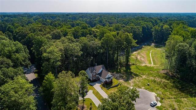 8801 Rams Crossing Place, North Chesterfield, VA 23236 (MLS #2020321) :: EXIT First Realty