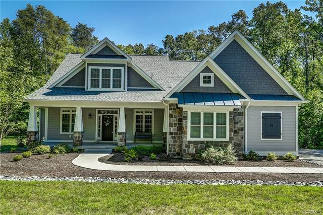 365 Winchester Trail, Mineral, VA 23117 (MLS #2020337) :: The RVA Group Realty