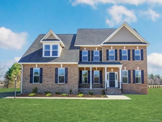 12117 Grandview Hill Court, Ashland, VA 23005 (MLS #2020348) :: Small & Associates