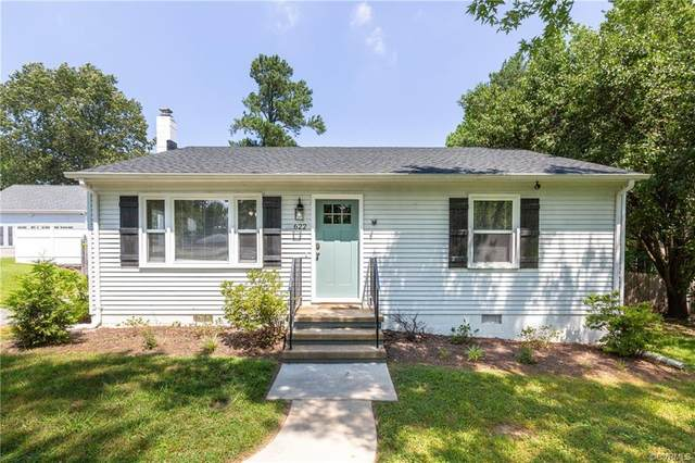 622 S Holly Avenue, Highland Springs, VA 23075 (MLS #2020353) :: EXIT First Realty