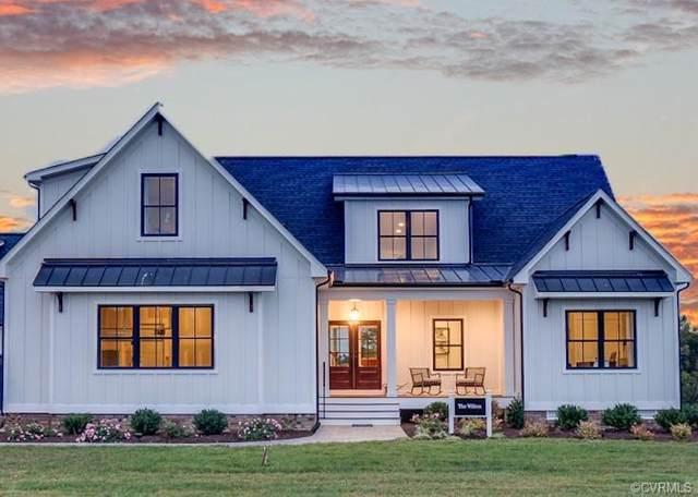 024 Mifflin Place, Ashland, VA 23005 (MLS #2020356) :: Small & Associates