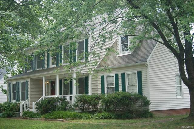 10417 Kings Grant Drive, Richmond, VA 23233 (MLS #2020395) :: EXIT First Realty