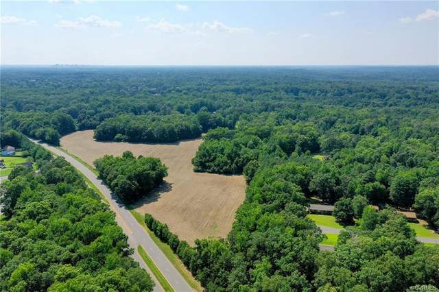 658 Airport Drive, Henrico, VA 23075 (MLS #2020405) :: EXIT First Realty