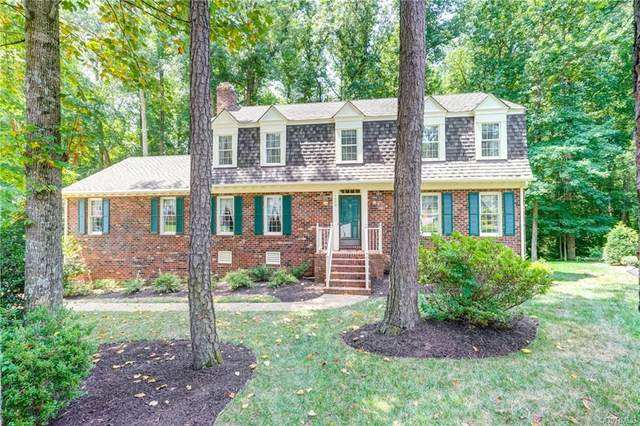 1600 Taymat Court, Henrico, VA 23238 (MLS #2020408) :: EXIT First Realty