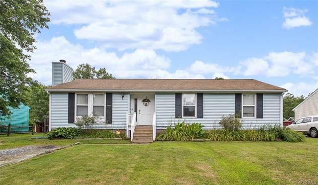 6125 Manuel Court, North Chesterfield, VA 23234 (MLS #2020428) :: Small & Associates