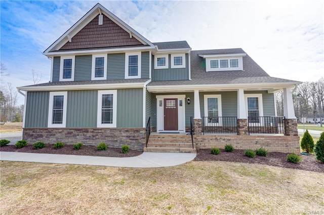 9346 Stingray Point Court, New Kent, VA 23124 (MLS #2020464) :: EXIT First Realty