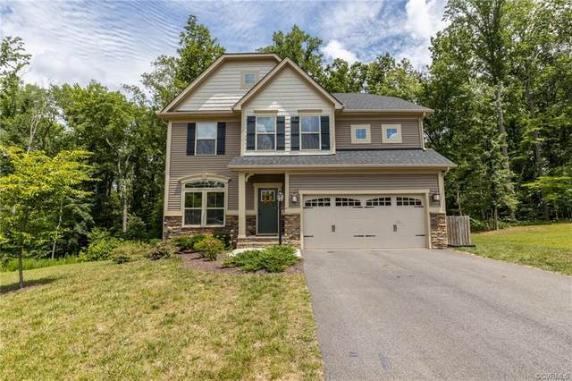 901 Water Beech Road, Midlothian, VA 23114 (MLS #2020471) :: Small & Associates