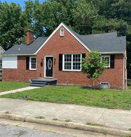 1001 Colonial Avenue, Colonial Heights, VA 23834 (MLS #2020475) :: EXIT First Realty