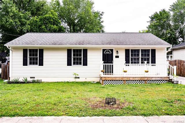 130 W Westover Avenue, Colonial Heights, VA 23834 (MLS #2020485) :: EXIT First Realty