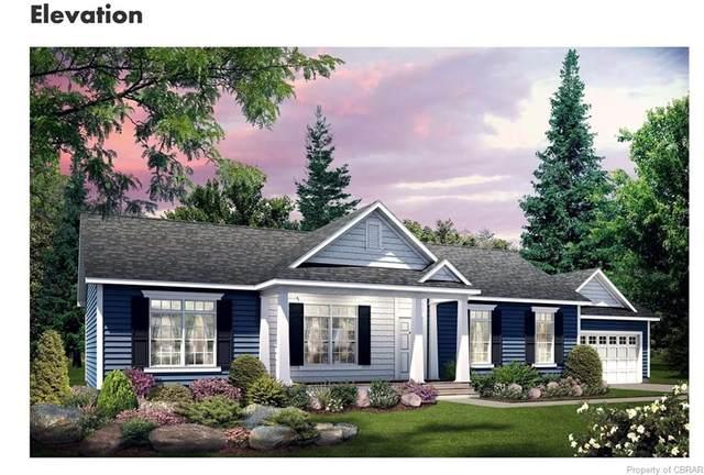 1 Poquoson Avenue, Poquoson, VA 23662 (MLS #2020487) :: The Redux Group