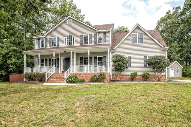 4312 Twisted Oak Drive, South Chesterfield, VA 23834 (MLS #2020524) :: EXIT First Realty