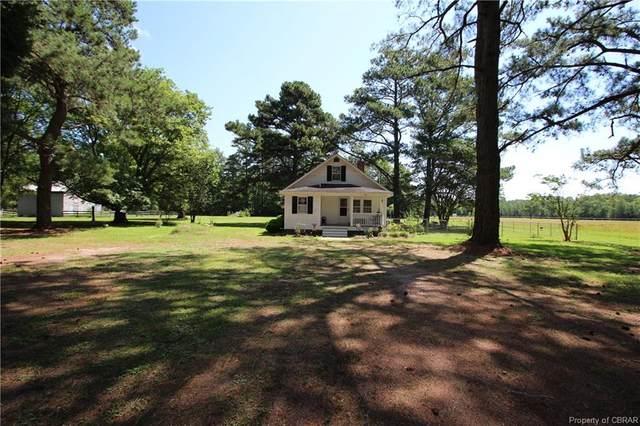 1247 Garden Creek Road, Mathews, VA 23109 (#2020526) :: Abbitt Realty Co.