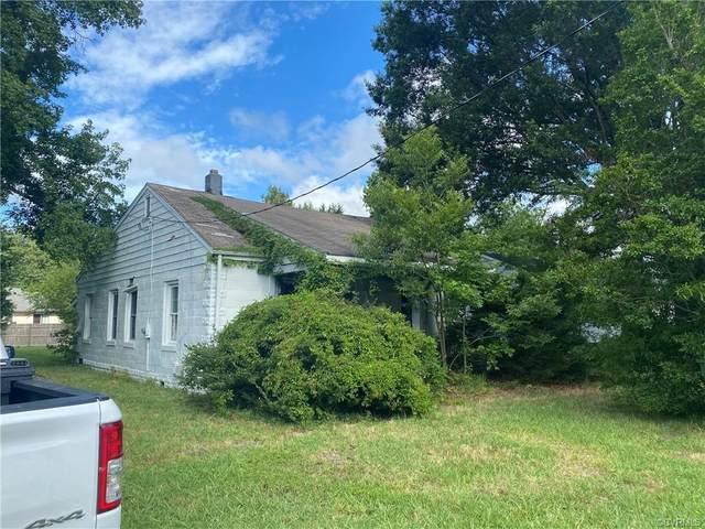 12 Lowell Street, Henrico, VA 23223 (MLS #2020552) :: Small & Associates