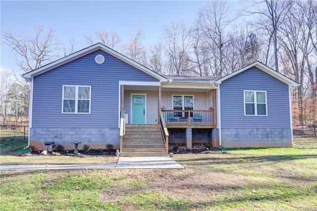 2002 Oneida Road, Powhatan, VA 23139 (#2020574) :: Abbitt Realty Co.