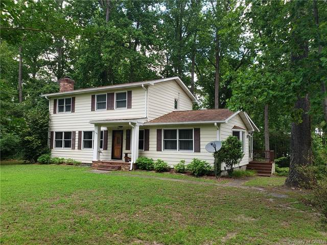 1493 Corrotoman Drive, Lancaster, VA 22503 (MLS #2020586) :: The Redux Group