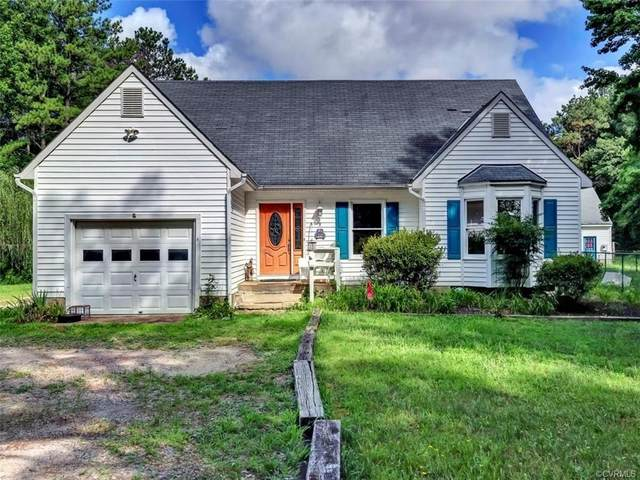 9840 Taylor Road, Chesterfield, VA 23838 (MLS #2020612) :: The RVA Group Realty