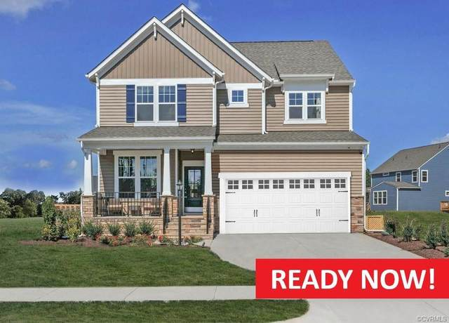 17918 Twin Falls Lane, Moseley, VA 23120 (MLS #2020635) :: Small & Associates
