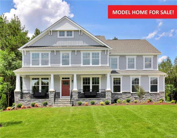 1600 James Overlook Drive, Chester, VA 23836 (MLS #2020639) :: EXIT First Realty