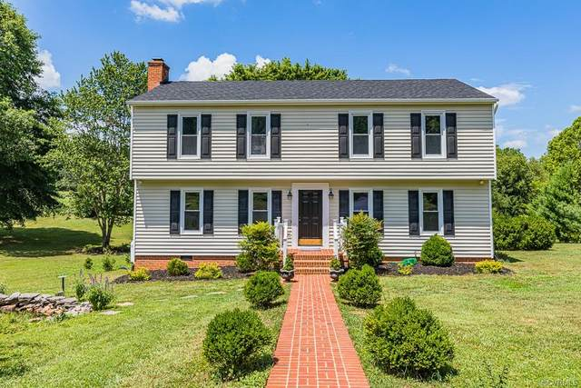 2716 Salmon Lane, Goochland, VA 23063 (MLS #2020643) :: Small & Associates