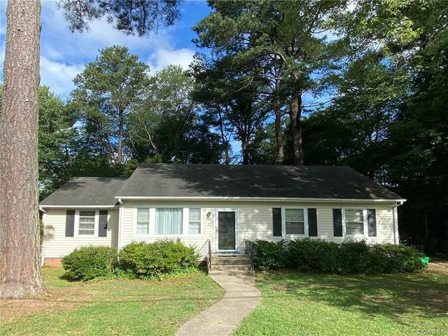 1406 Dinwiddie Avenue, Henrico, VA 23229 (MLS #2020660) :: Small & Associates