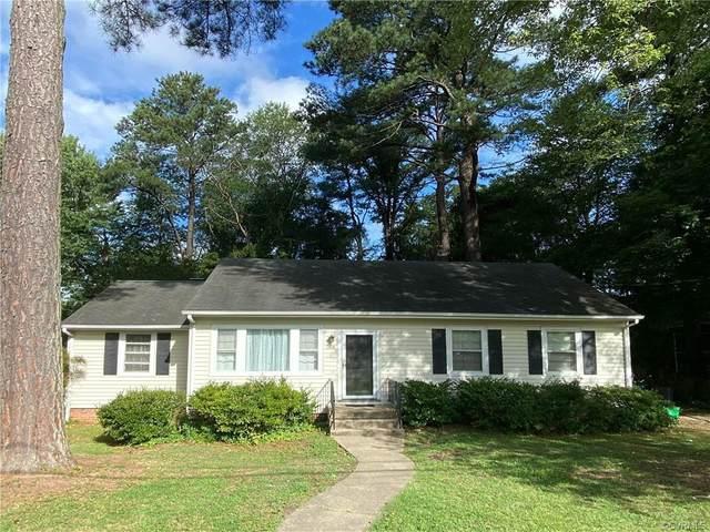1406 Dinwiddie Avenue, Henrico, VA 23229 (MLS #2020660) :: EXIT First Realty