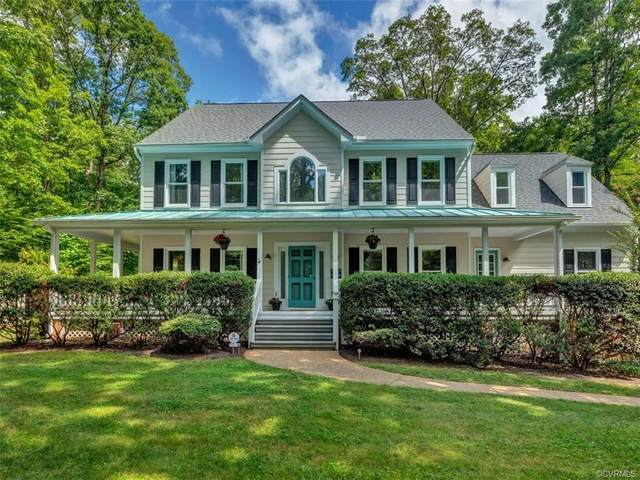 10050 Cheroy Woods Lane, Ashland, VA 23005 (MLS #2020684) :: Small & Associates