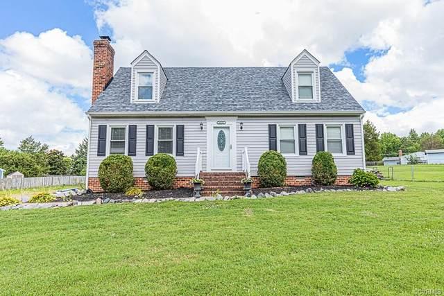 6270 Banshire Drive, Mechanicsville, VA 23111 (MLS #2020707) :: Small & Associates