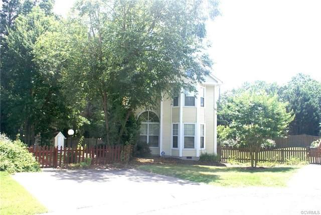 1705 Timberly Waye, Henrico, VA 23238 (MLS #2020739) :: Small & Associates