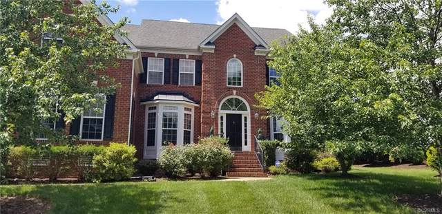 5101 Austin Healey Drive, Glen Allen, VA 23059 (MLS #2020755) :: HergGroup Richmond-Metro