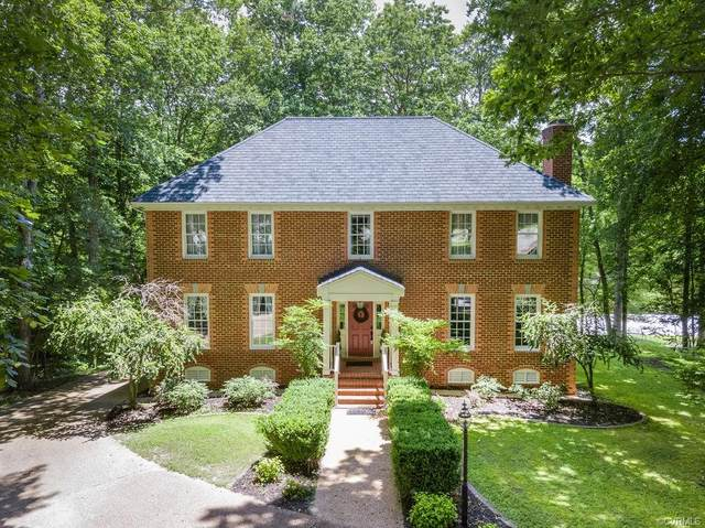 10601 Waterfowl Place, Chesterfield, VA 23838 (MLS #2020779) :: EXIT First Realty