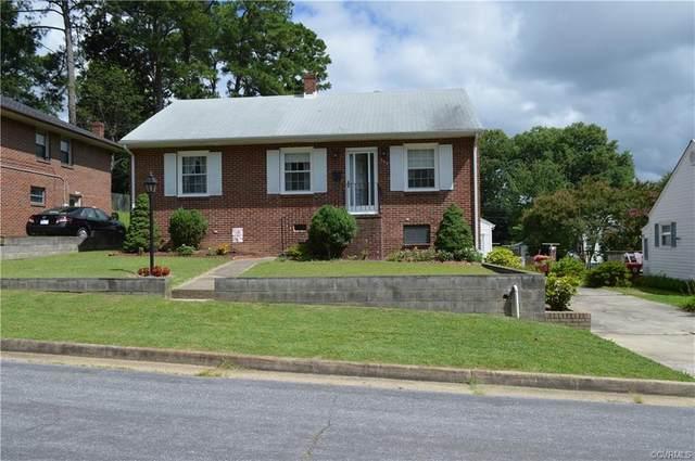906 Center Avenue, Colonial Heights, VA 23834 (MLS #2020802) :: Small & Associates