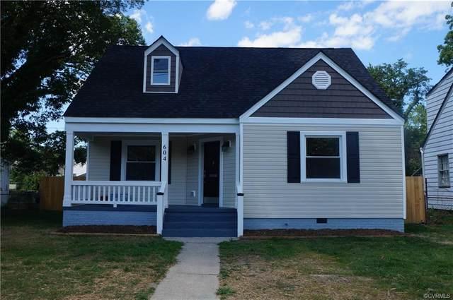 604 E Brookland Park Boulevard, Richmond, VA 23222 (MLS #2020852) :: Small & Associates