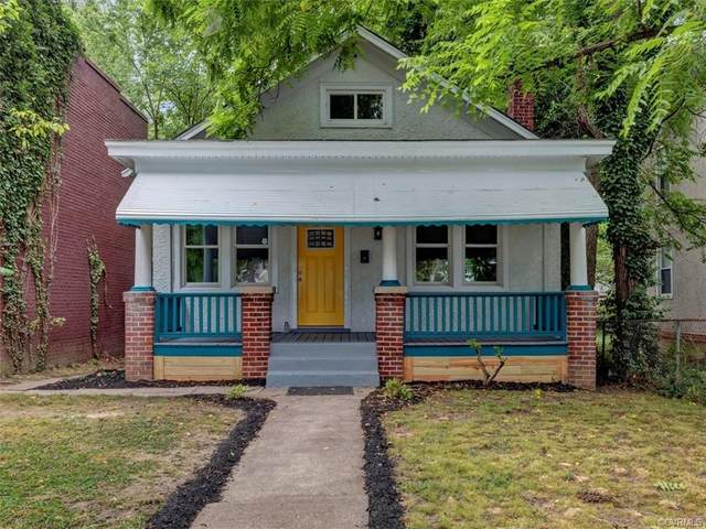 3109 Dill Avenue, Richmond, VA 23222 (MLS #2020893) :: EXIT First Realty