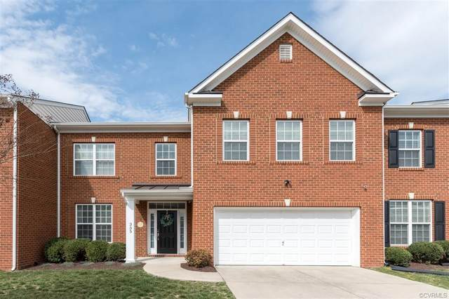 335 Clerke Drive, Glen Allen, VA 23059 (MLS #2020949) :: HergGroup Richmond-Metro