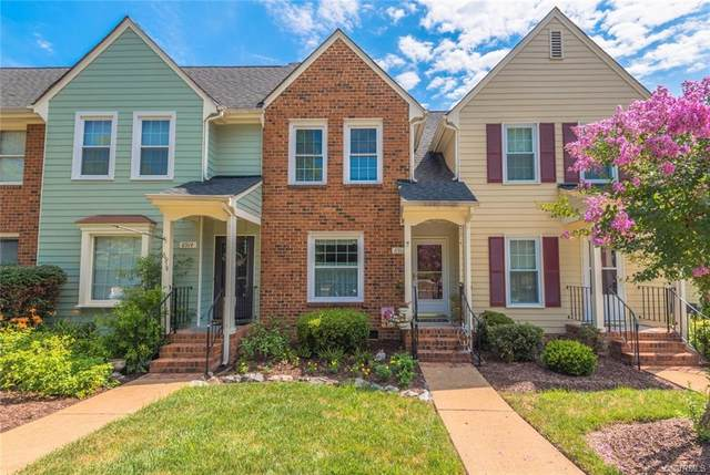 6912 Partridge Run, Chesterfield, VA 23832 (MLS #2020961) :: EXIT First Realty