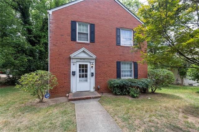 3427 W Franklin Street, Richmond, VA 23221 (MLS #2020964) :: Small & Associates
