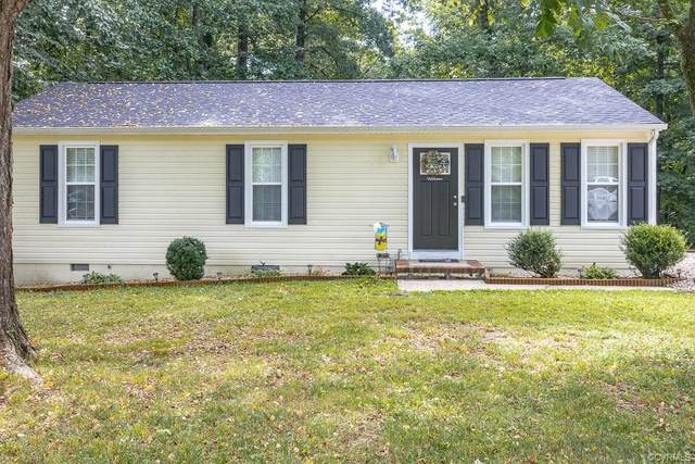7417 Springlake Drive, Prince George, VA 23875 (MLS #2020995) :: HergGroup Richmond-Metro