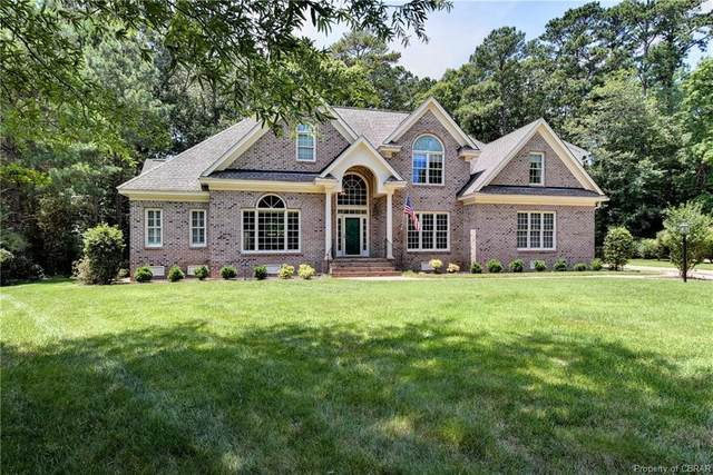1916 Whittles Wood Road, Williamsburg, VA 23185 (MLS #2021015) :: The Redux Group
