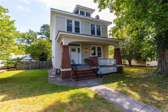 3229 Woodrow Avenue, Richmond, VA 23222 (MLS #2021038) :: EXIT First Realty