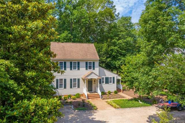 766 Middle Gate, Irvington, VA 22480 (#2021151) :: Abbitt Realty Co.