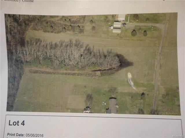 lot4 Not assigned County Drive, Disputanta, VA 23842 (MLS #2021154) :: Treehouse Realty VA
