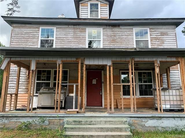 2400 Springton Road, Wilsons, VA 23894 (MLS #2021169) :: Treehouse Realty VA
