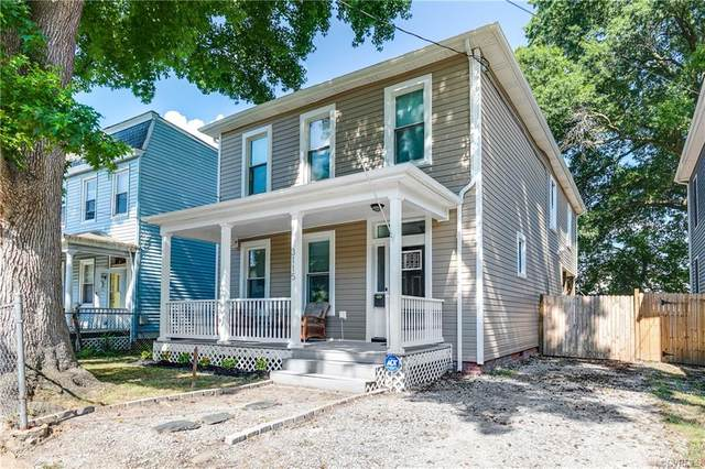 3115 Woodcliff Avenue, Richmond, VA 23222 (MLS #2021173) :: EXIT First Realty