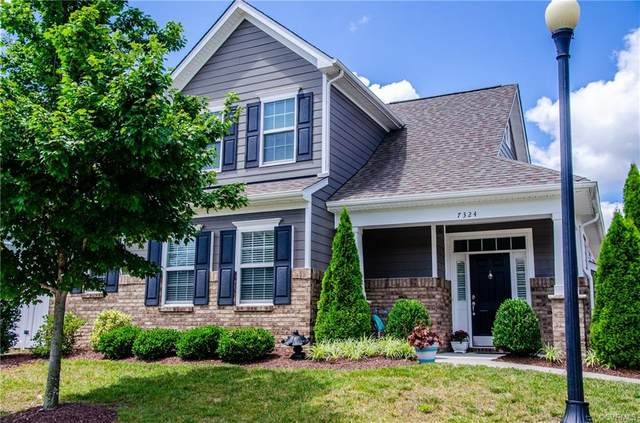 7324 Cornus Avenue, Chesterfield, VA 23832 (MLS #2021224) :: The RVA Group Realty