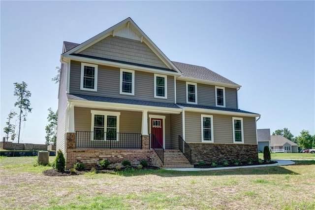 5923 Stingray Point Boulevard, New Kent, VA 23124 (MLS #2021447) :: The RVA Group Realty