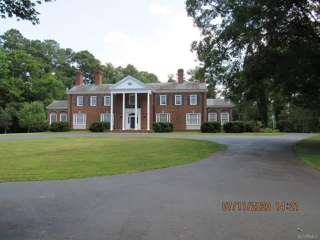 600 Turnbull Street, Lawrenceville, VA 23868 (MLS #2021511) :: Treehouse Realty VA
