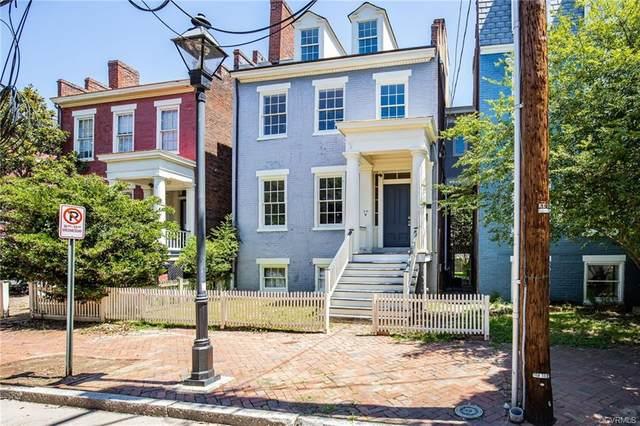 10 W Clay Street, Richmond, VA 23220 (MLS #2021744) :: Small & Associates