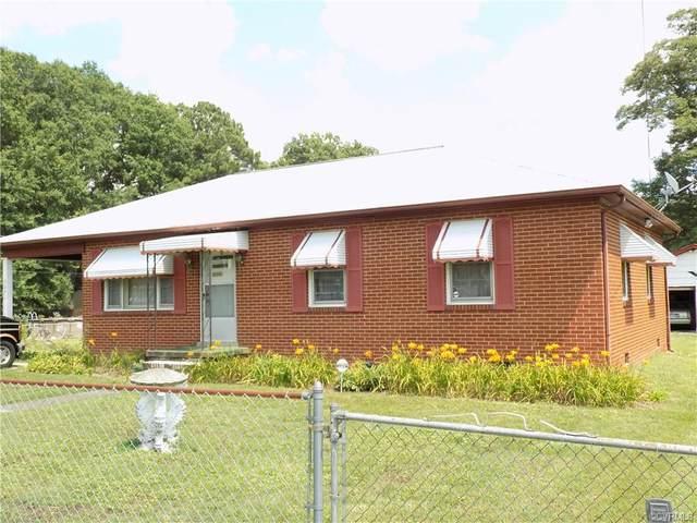 1109 North Avenue, Hopewell, VA 23860 (MLS #2021807) :: The Redux Group